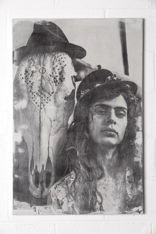 Maderas Gothic - $1250 | 24x36