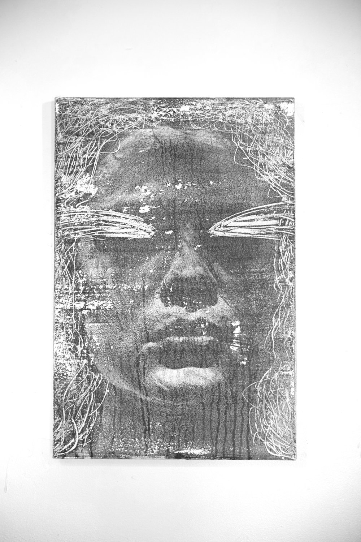 HYPNOTOAD - $5000 | 16 x 24