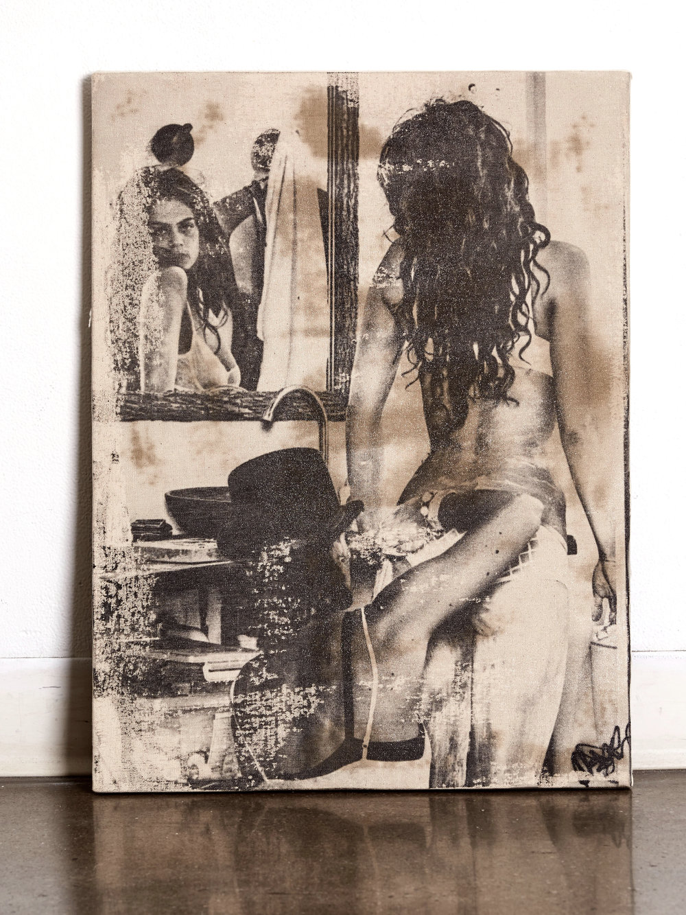 Femme - $300 | 16x24