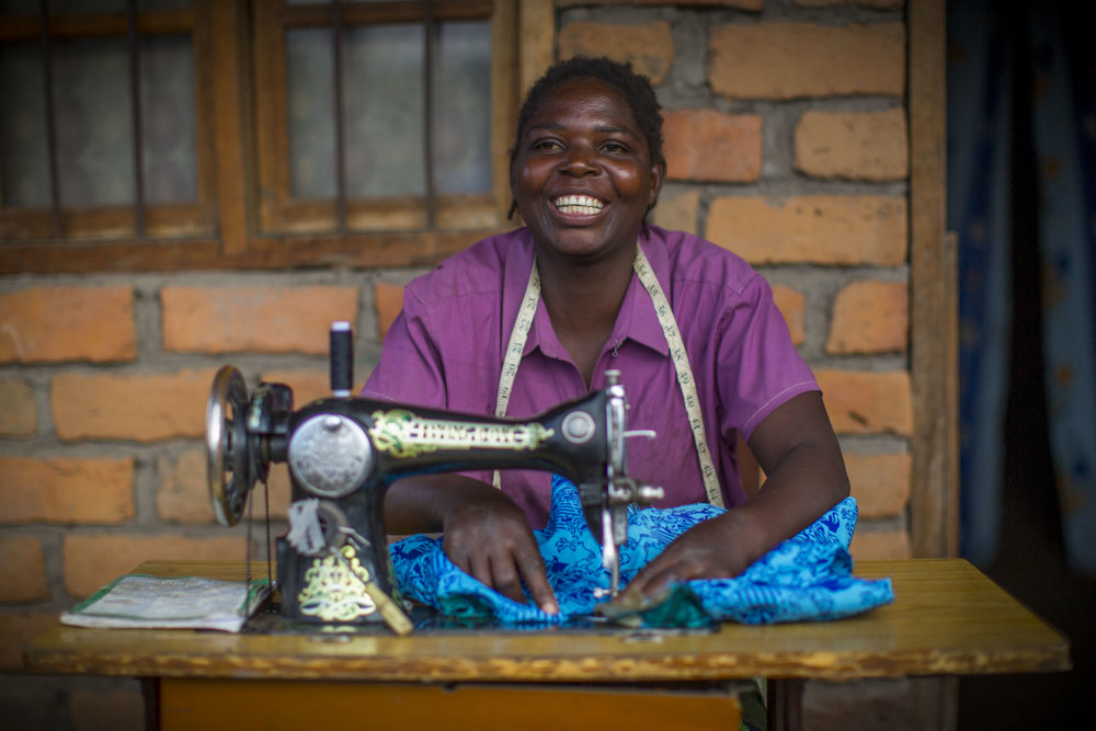 CUMO - Our micro-finance organisation, CUMO, works in remote areas of Malawi that most other financial service providers fail to reach. Our service enables entrepreneurs to start successful businesses and earn their own income. With a client base of over 81,000 - of which 83% are women - we are lifting more rural communities up out of poverty.