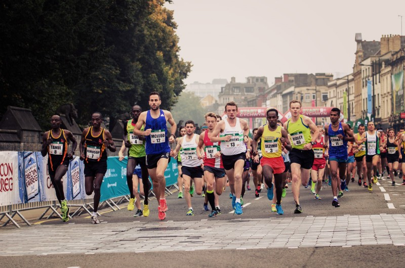 Cardiff Half Marathon - Challenge yourself in the UK's second largest half marathon and take in some of the Welsh capital's most iconic landmarks.