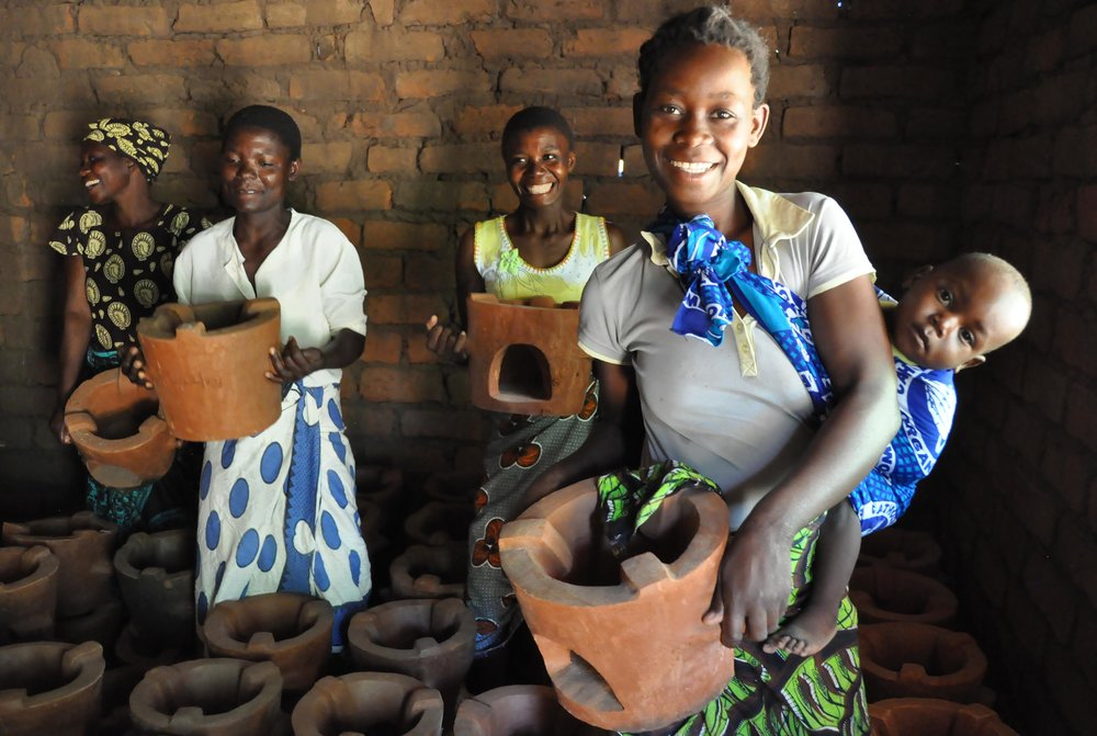 Women with fuel efficient stoves, improved cookstoves,  (5).jpg