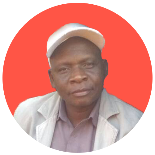 Maxwell Chiputula,  WASH project manager