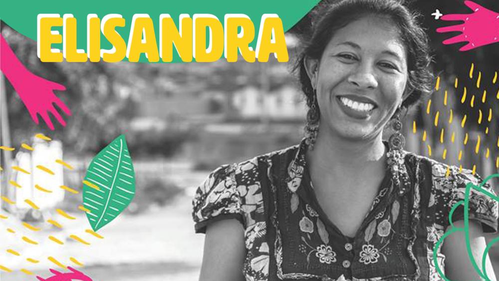 Elisandra NGO worker
