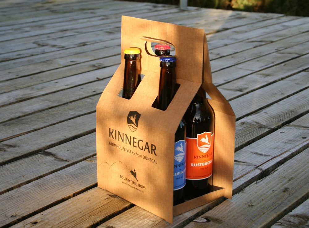 Kinnegar farmhouse beers