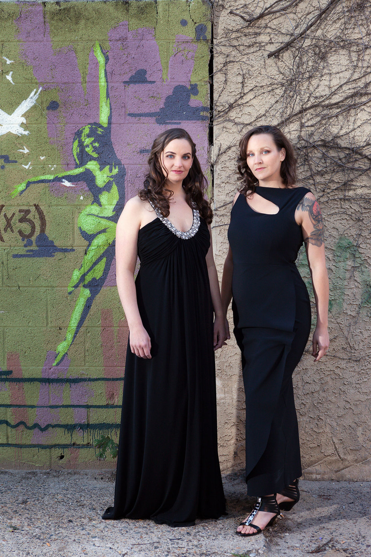 Dana Donofree (right), creator of AnaOno Intimates
