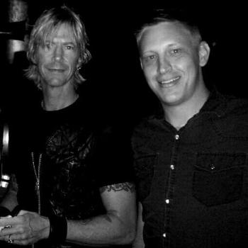 Viper Room presents Duff McKagen meet and greet. VIP Guest-Oct 2012 North Hollywood, CA