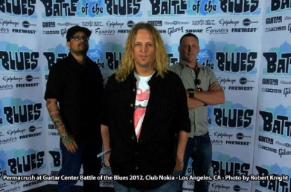 Battle of the Blues Vip Guest- Aug 2012- Los Angeles, CA