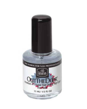 Bonus Polish: Out the Door Top Coat