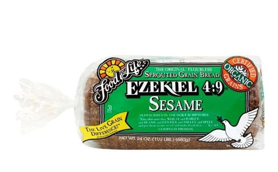Ezekiel or Gluten Free Bread