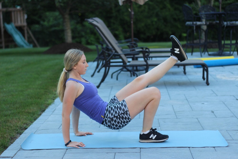 Do-It-Anywhere Fat-Blasting Workout
