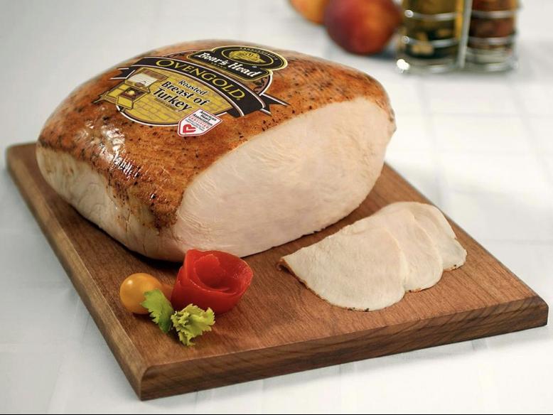 2. Boar's Head Ovengold Roasted Turkey