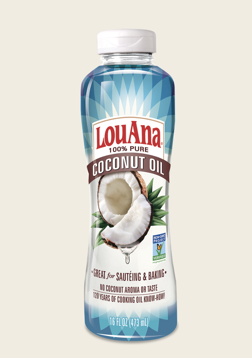 9. Liquid Coconut Oil