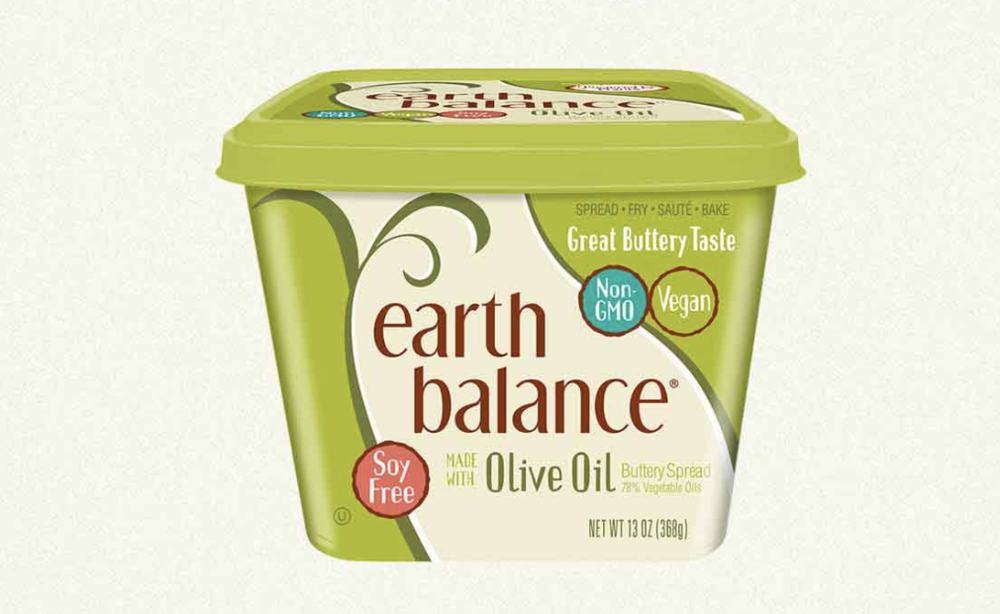 7. Earth Balance Olive Oil Spread