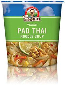8. Dr. McDougall's GF Noodle Soup