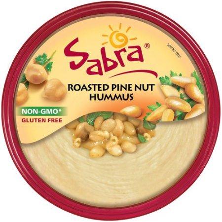 11. Sabra Pine Nut Hummus