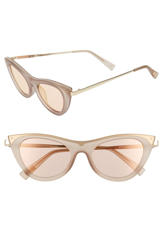 Enchantress 49mm Retro Sunglasses