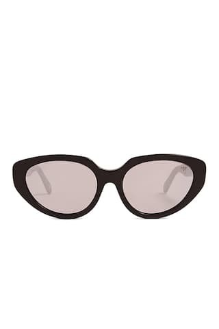 MELT Mirrored Cat-Eye Sunglasses