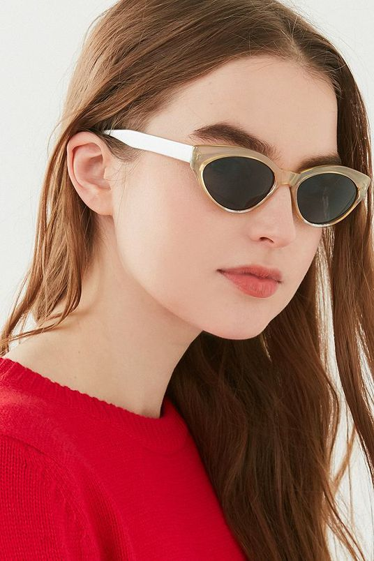 Urban Outfitters Vintage Chloe Cat-Eye Sunglasses