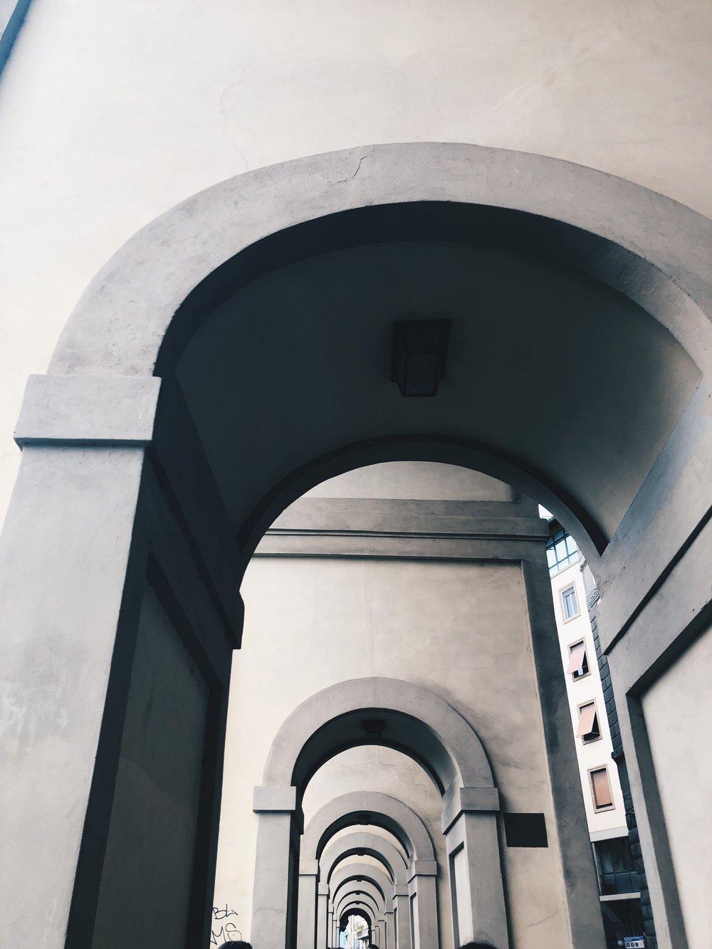 Architecture @ Ponte Vecchio