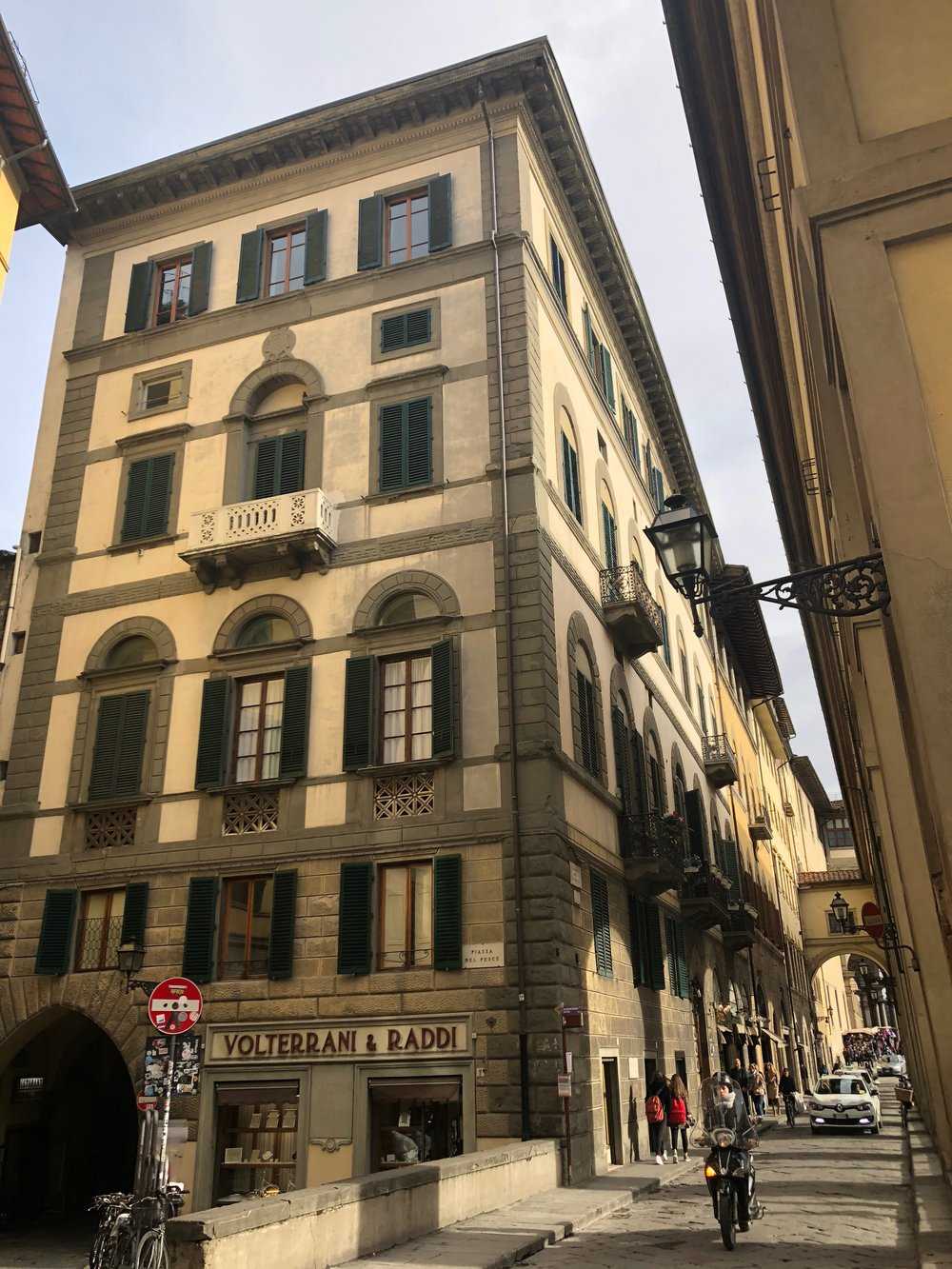 Building in Florence