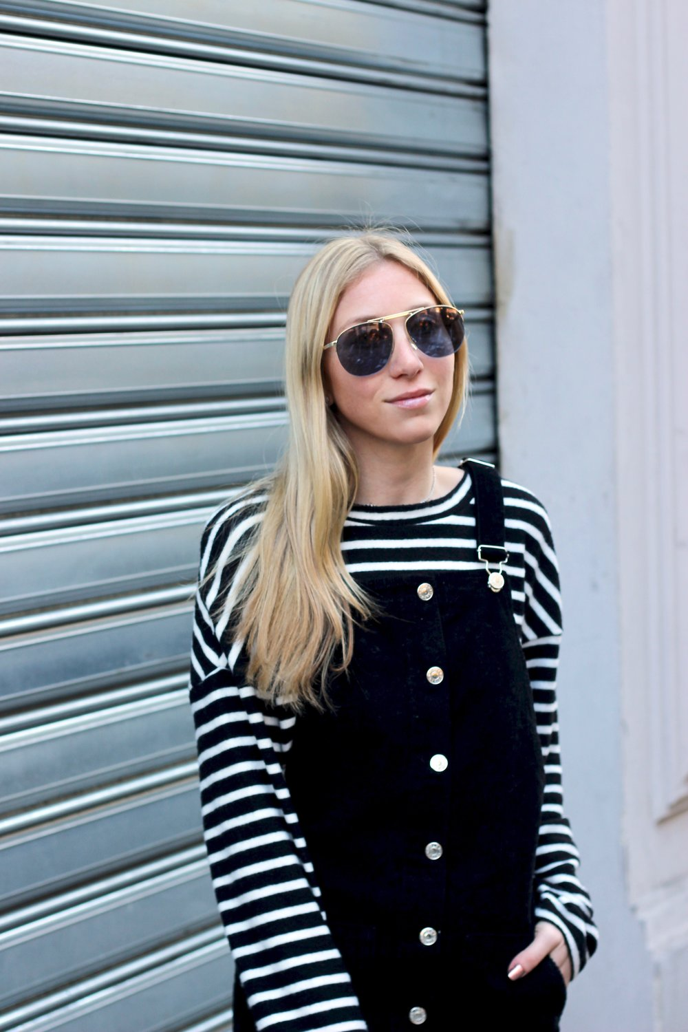 how to style an overall dress by au courant life