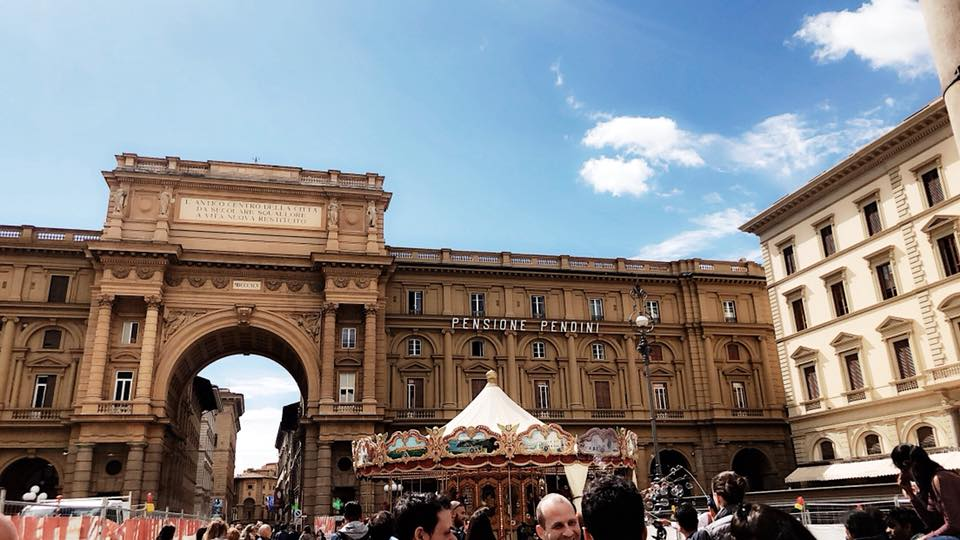 Au Courant Life abroad in florence guide