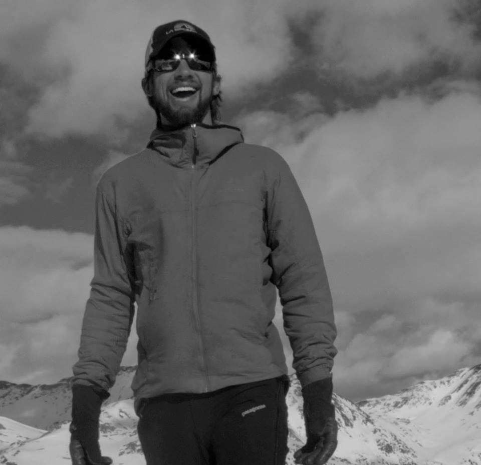 Meet Marty: Skier, ski tech, sailer, expert backcountryman and shipping/receiving.