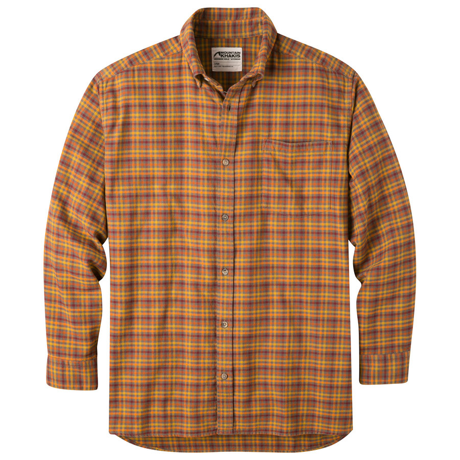You can take the guy out of the mountains, but you can't take the mountains out of the guy. This button-down helps you pass the muster when that special occasion calls. Limited-edition colors. Imported. 100% cotton. Relaxed Fit.