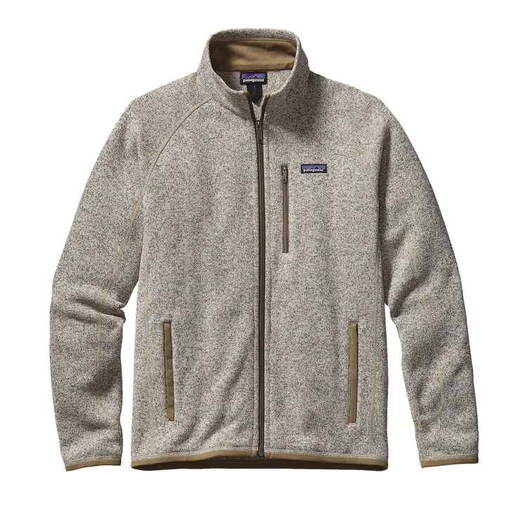 An easy-wearing, bulk-free jacket that thrives as urban outerwear or layered in the backcountry under a shell. Made of a knitted, heathered polyester fleece dyed with a low-impact process that significantly reduces the use of dyestuffs, energy and water compared to conventional dyeing methods. Fair Trade Certified™ sewing.