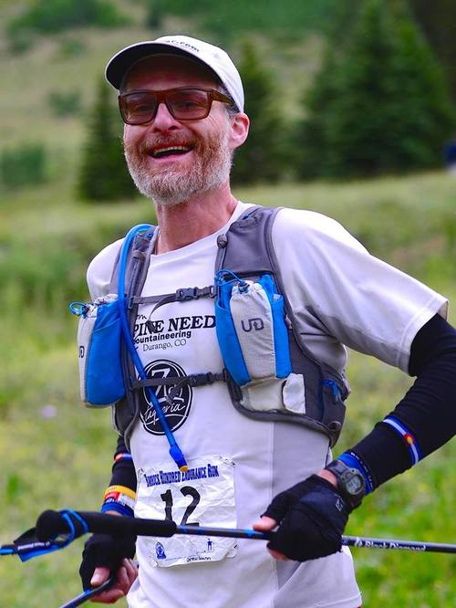 Drew Gunn - Age: 44Durango, CO7th Hardrock 100