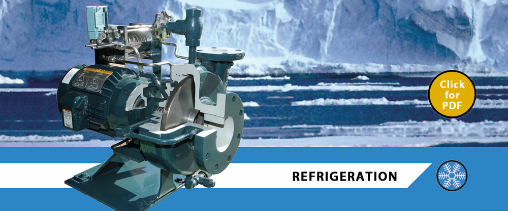 Refrigeration Pumps