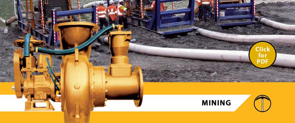 Mining Pumps