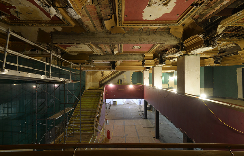 Palace Theatre Renovation