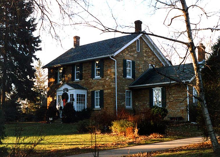 Historic Frederick Spangenberg House