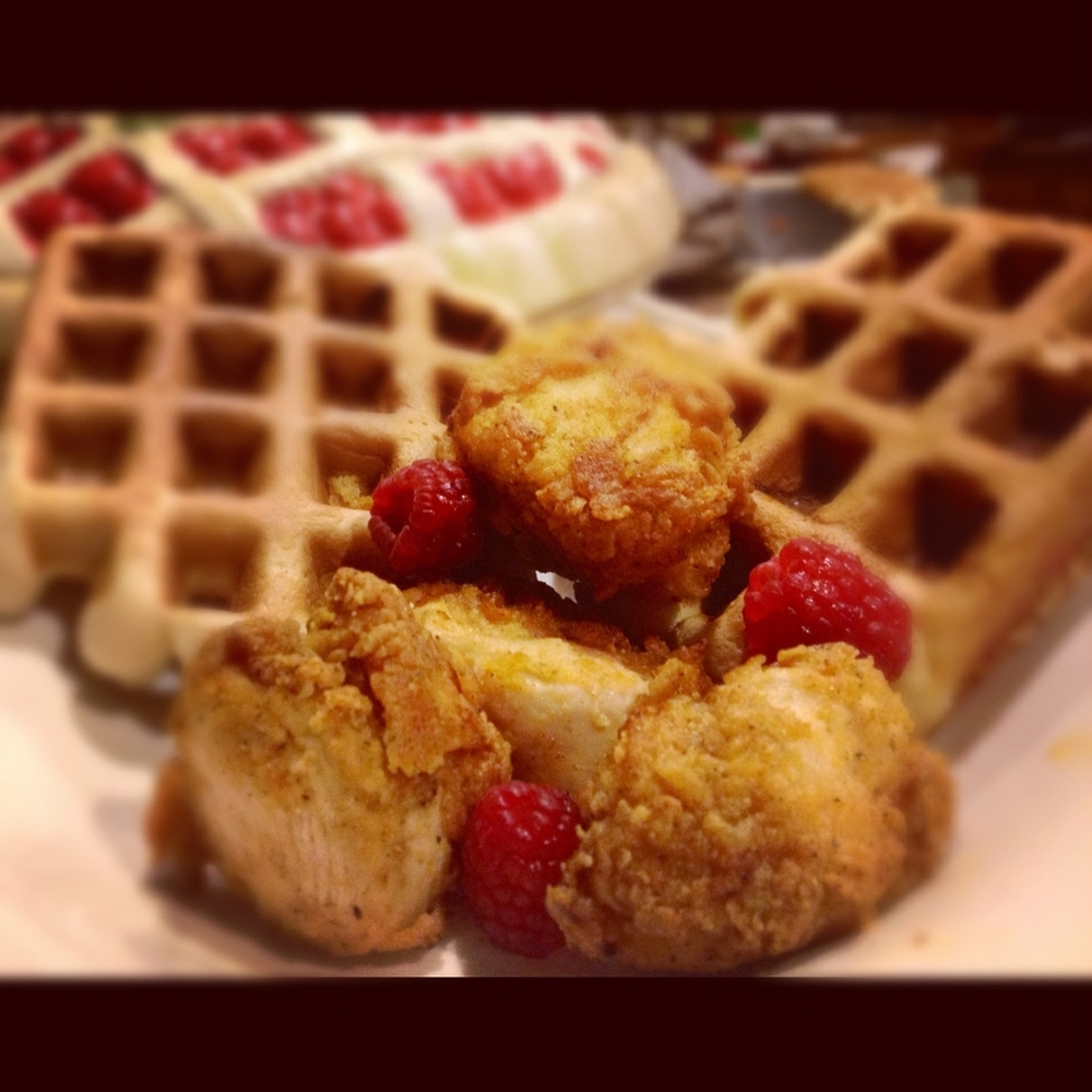 Waffles & Fried Chicken