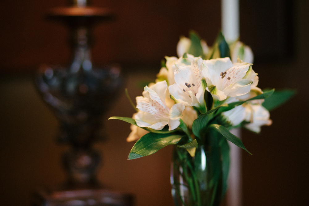 We fill our spaces with good people, great food, and fresh flowers!
