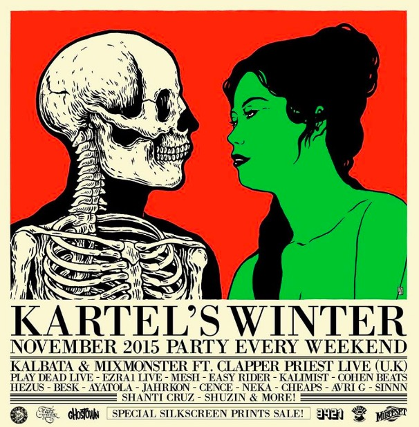 Kartel collective poster