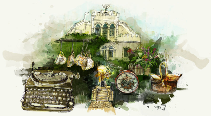 Mona Restaurant illustration, courtesy the restaurant