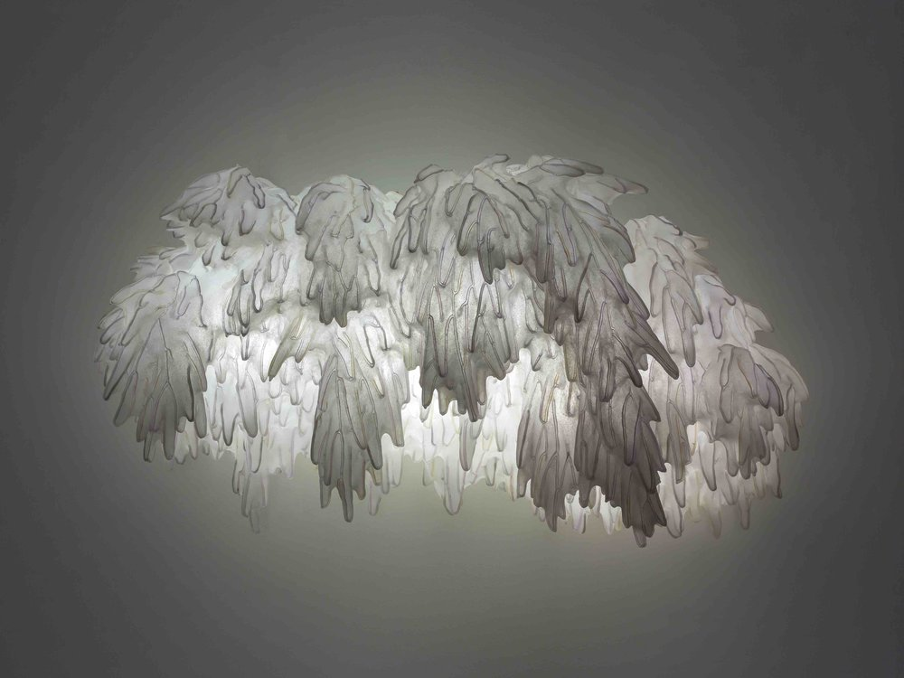 "Ayala Serfaty's ""Memory II"" courtesy of Maison Gerard, Robert Levin"