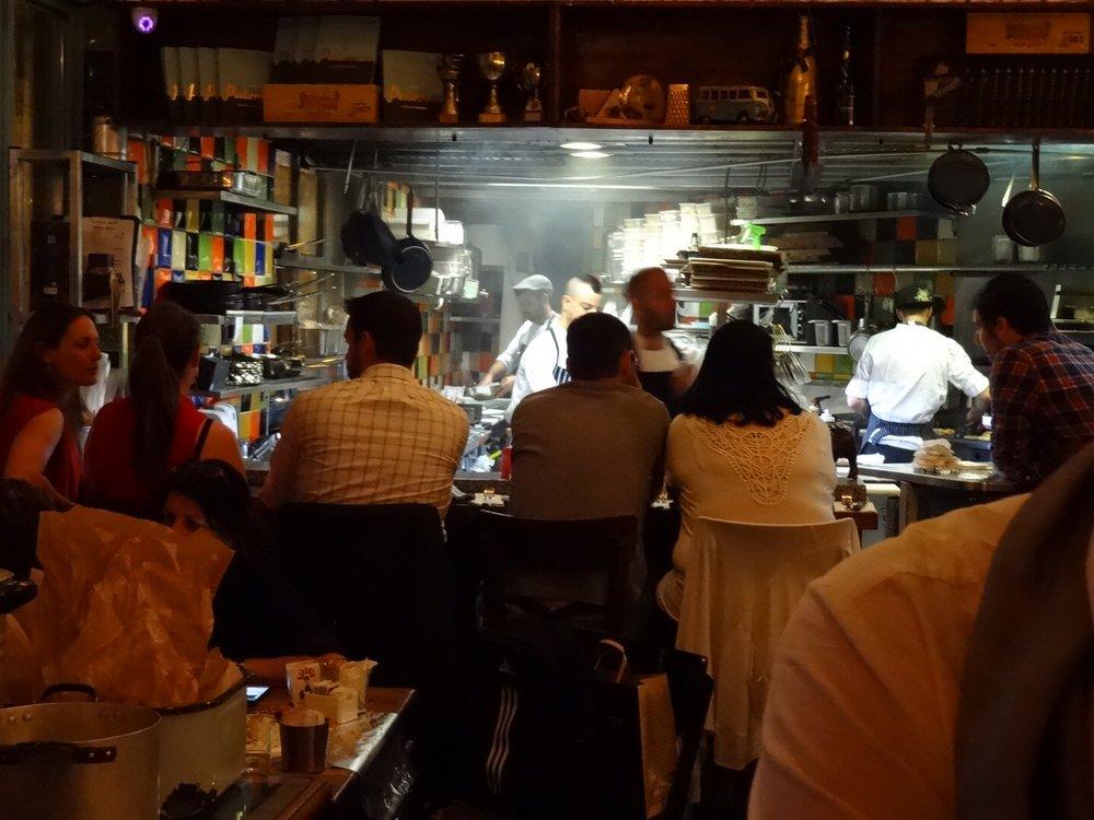 Machneyuda restaurant, Jerusalem