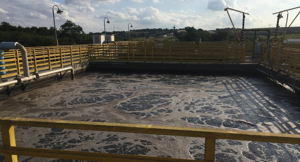 Wastewater treatment in Brazil, where Lodologic is changing the paradigm. Photo: courtesy of Lodologic