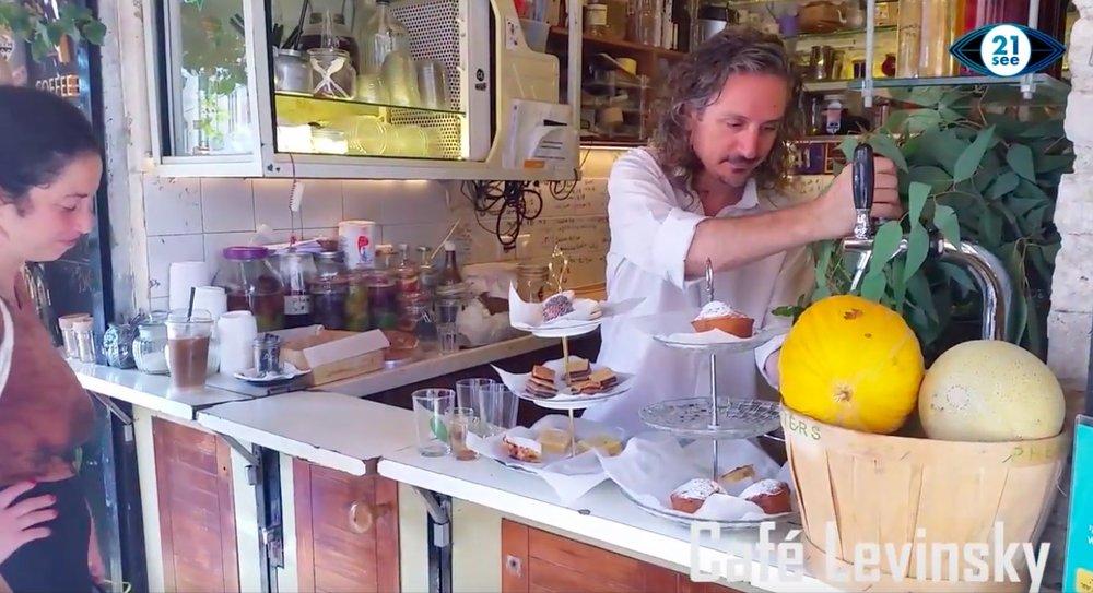 Café Levinksy