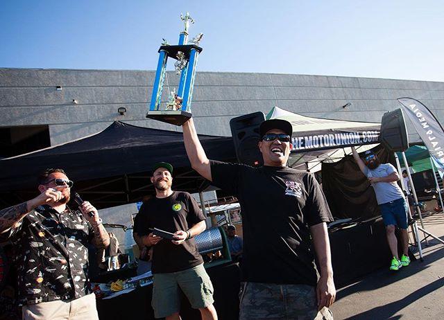 Congratulations to Patrick Soliman for winning Motor Union 5's drivers choice with his 1973 Nissan Skyline Kenmeri! @greenflashbeer @hgmotorsports @throtl @5andadime @jaroddeanda @bosopat