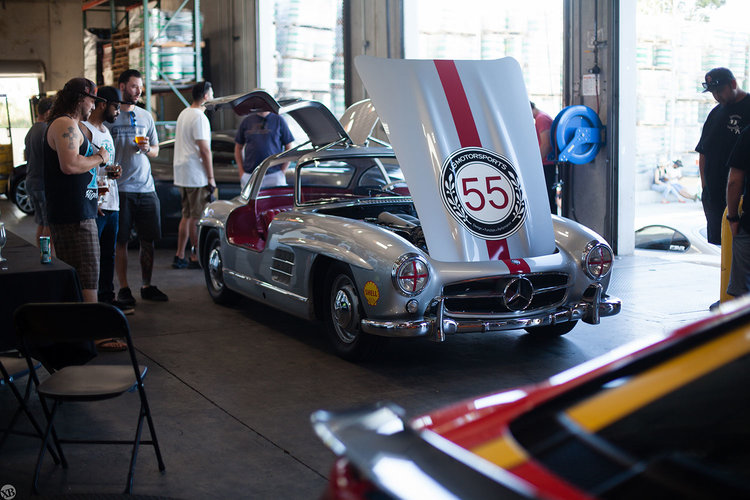 HG Motorsport Mercedes 300 SL Gullwing