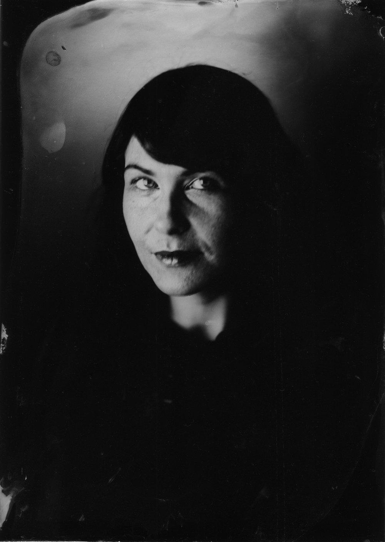 Allana Blizzard Jones, photographer and painter 2016