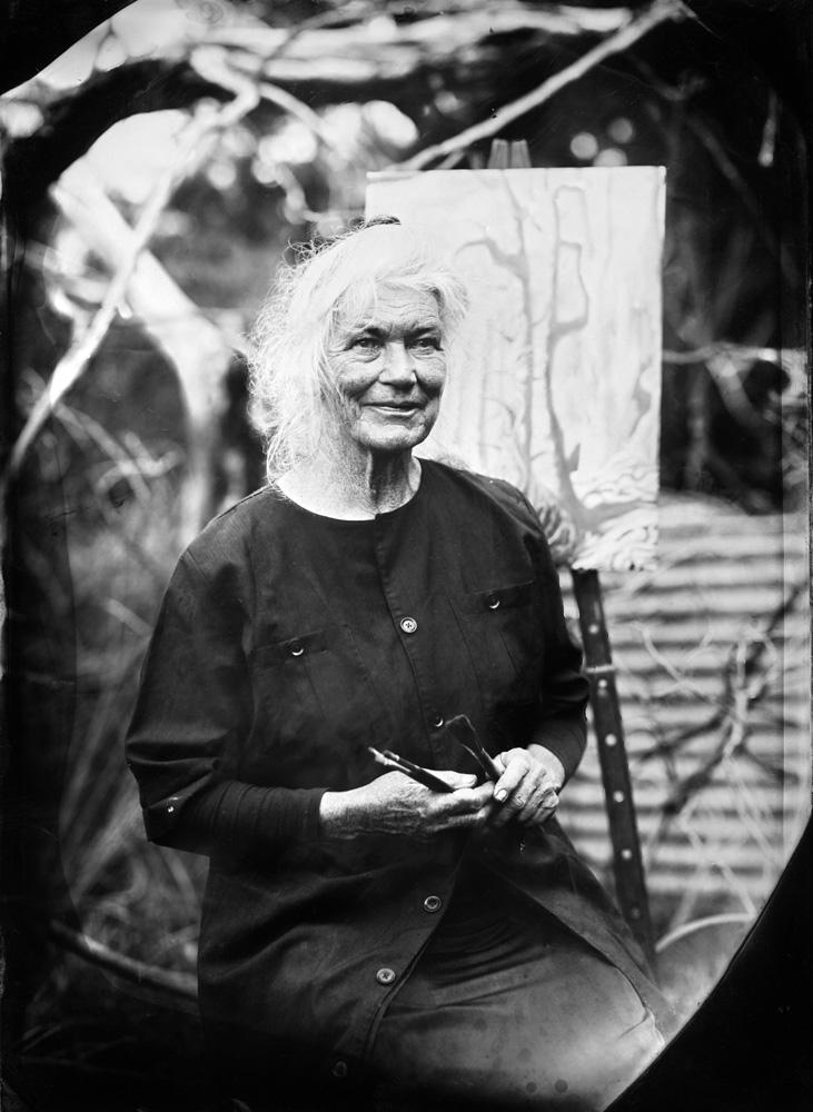 Elizabeth Barsham, painter 2016
