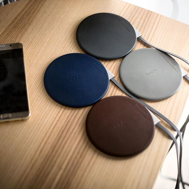 Check our wireless charger pad on our shop page! www.shopvhbox.com  and get your 50%off with our prelaunch exclusive even code! . . . #design #shop #sale #discount