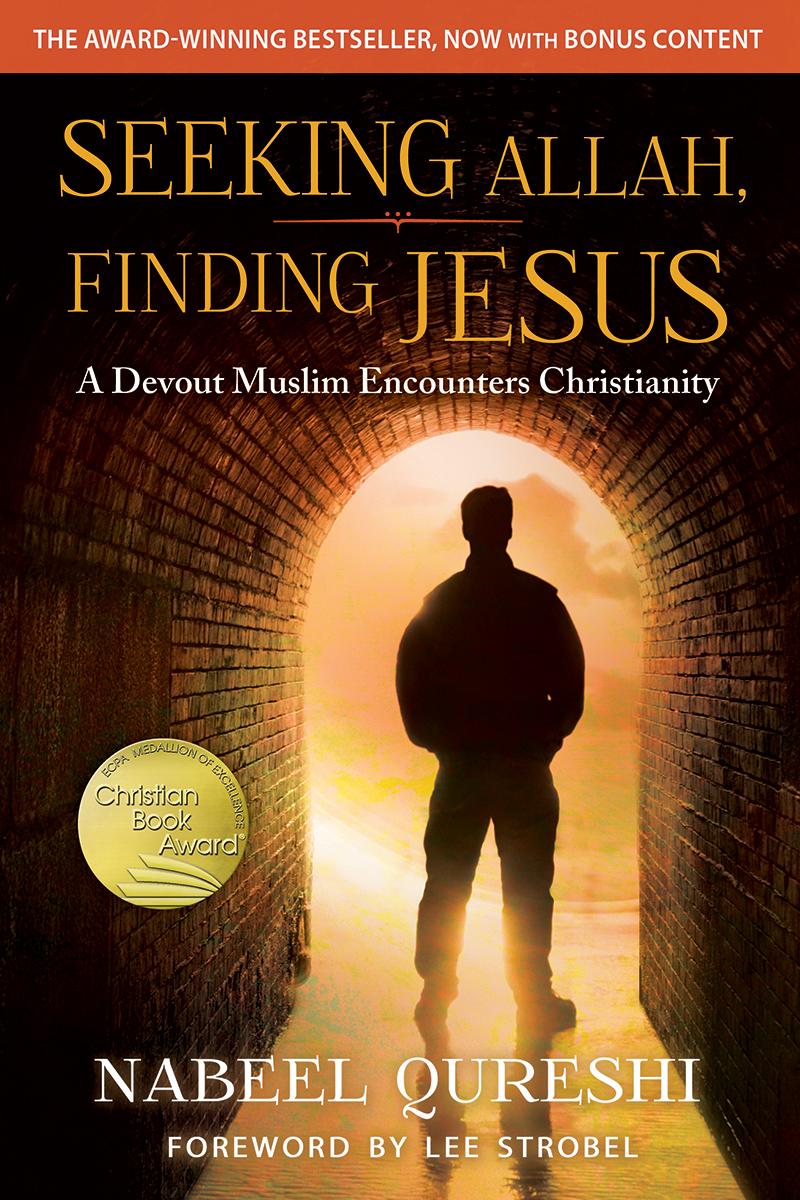 Image result for Seeking Allah, finding Jesus