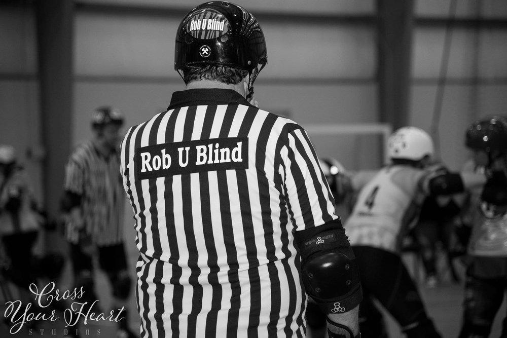 Rob U Blind -- Head Referee
